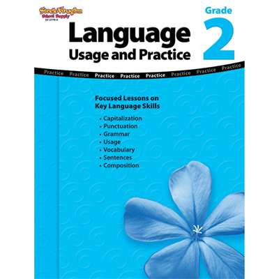 Language Usage And Practice Gr 2 By Steck Vaughn