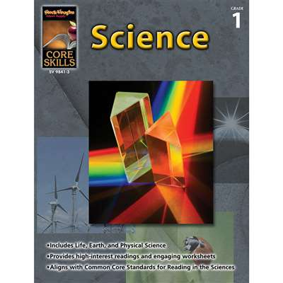 Core Skills Science Gr 1 - Sv-9781419098413 By Steck Vaughn