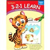 3-2-1 Learn Student Edition Age 2-3 By Houghton Mifflin