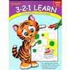 3-2-1 Learn Student Edition Age 3-4 By Houghton Mifflin
