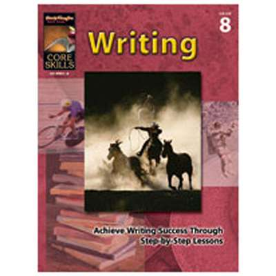 Core Skills Writing Gr 8 - Sv-99014 By Harcourt School Supply