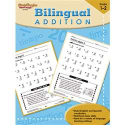 Bilingual Math Addition By Houghton Mifflin