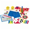 Complete Homeschool Kit Additional Manipulatives Gr K-3 By Saxon Publishers