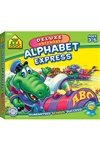 Pencil Pal Software Alphabet Express Ages 3-5 By School Zone Publishing