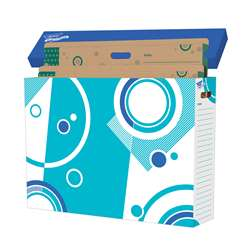 File N Save Storage Box Chart 31 X 23 X 7 By Trend Enterprises