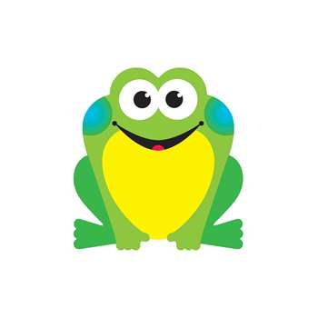 Mini Accents Frog 36/Pk 3In By Trend Enterprises