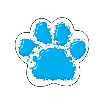 Paw Print Mini Accents By Trend Enterprises