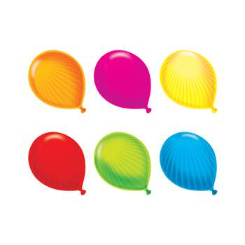 Party Balloons Classic Accents Variety Pack By Trend Enterprises