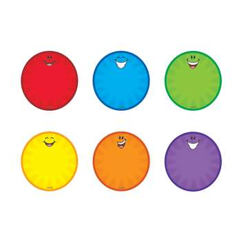 Smiles/Mini Variety Pk Mini Accents By Trend Enterprises
