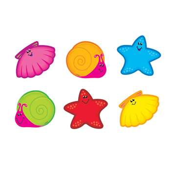 Seashore Friends Mini Variety Pk Mini Accents By Trend Enterprises