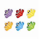 Frogs/Mini Variety Pk Mini Accents By Trend Enterprises