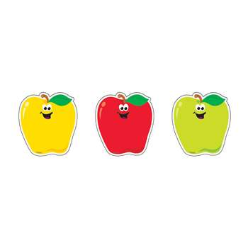 Apples/Mini Variety Pk Mini Accents By Trend Enterprises