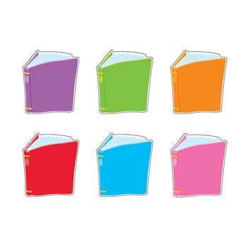 Classic Accents Mini Bright Books Variety Pack By Trend Enterprises