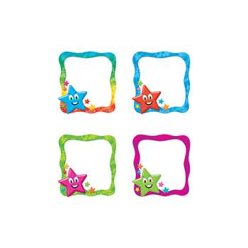 Star Frames Mini Accents Variety Pk, T-10853
