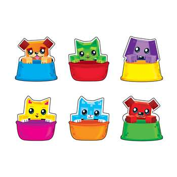 Blockstars Buddies Mini Accents Variety Pack, T-10867