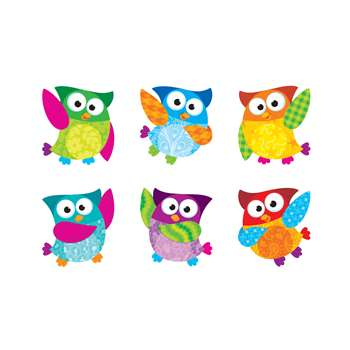 Owl Stars Mini Accents Variety Pack By Trend Enterprises