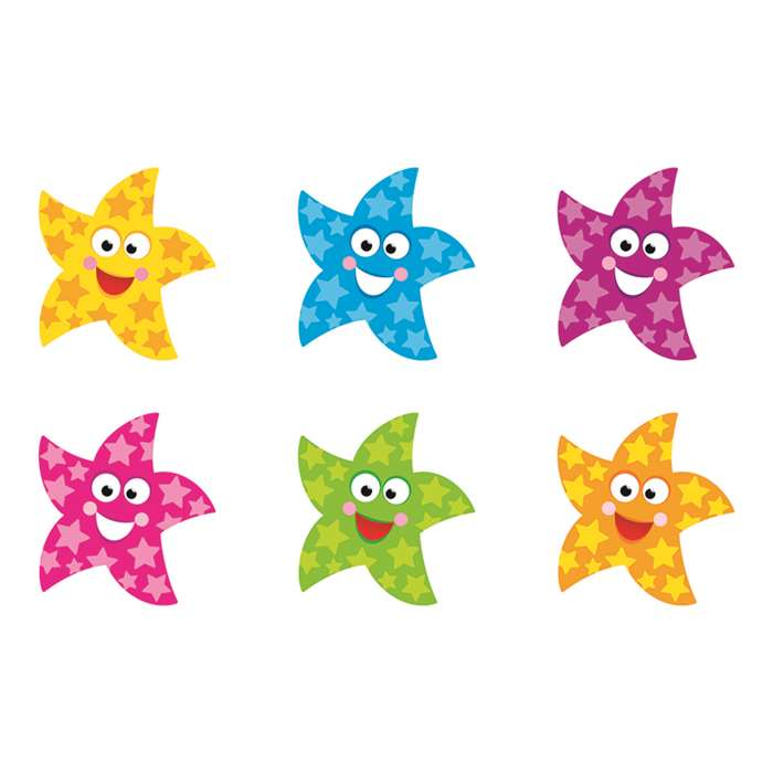 Dancing Stars Mini Accents Variety Pack By Trend Enterprises