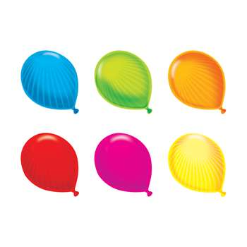 Party Balloons Mini Accents Variety Pack By Trend Enterprises