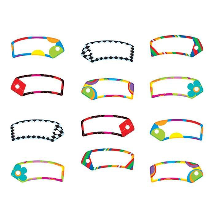 Terrific Tags Mini Accents Variety Pack By Trend Enterprises