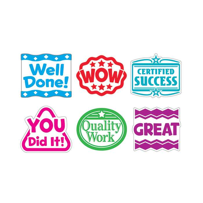 Praise Words Mini Accents By Trend Enterprises