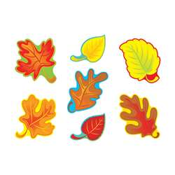 Fall Leaves Variety Pk Classic Accents By Trend Enterprises