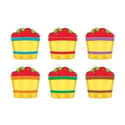 Apple Baskets Classic Accents Variety Pack By Trend Enterprises