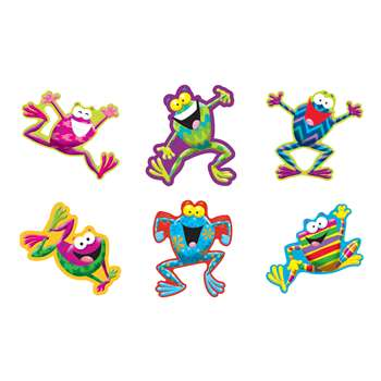 Frog Tastic Accents Standard Size Variety Pack By Trend Enterprises