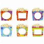 Popcorn Time Accents Standard Size Variety Pack By Trend Enterprises