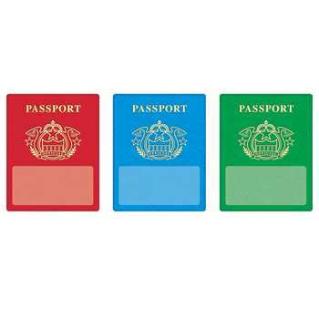 Passports Classic Accents Variety Pack By Trend Enterprises