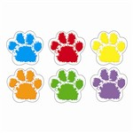 Paw Prints Classic Accents Variety Pack By Trend Enterprises