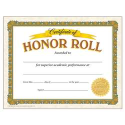 Honor Roll By Trend Enterprises