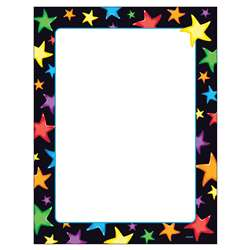 Gel Stars Paper By Trend Enterprises