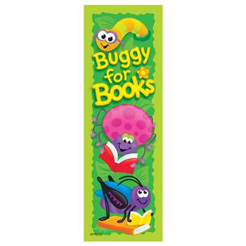 Bookmark Books And Bugs By Trend Enterprises