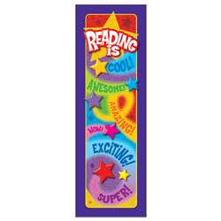 Reading Is Praise Words N Stars Bookmarks By Trend Enterprises