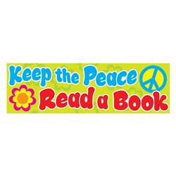 Keep The Peace Bookmarks By Trend Enterprises