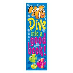 Dive Into A Good Book Sea Buddies Bookmarks, T-12120