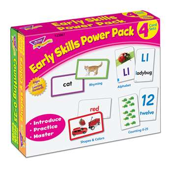 Early Skills Power Pack, T-23907