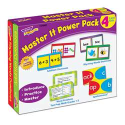 Master It Power Pack, T-24902