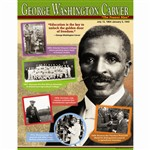 George Washington Carver Learning Chart By Trend Enterprises