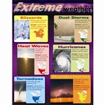 Extreme Weather Learning Chart By Trend Enterprises