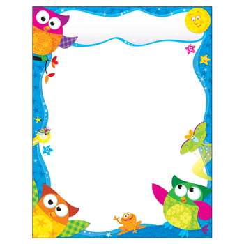 Owl Stars Learning Chart By Trend Enterprises