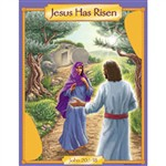 Learning Chart Jesus Has Risen Story Chart By Trend Enterprises