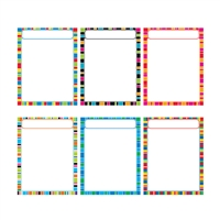 Stripe-Tacular Learning Charts, T-38985