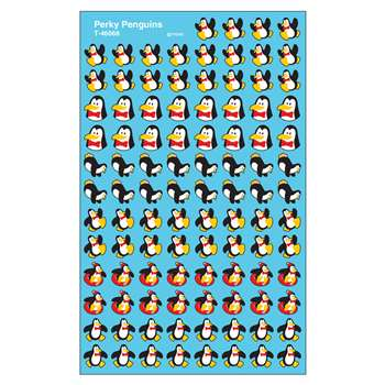 Supershapes Stickers Perky By Trend Enterprises