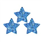 Supershapes Blue Sparkle 400/Pk Stars By Trend Enterprises