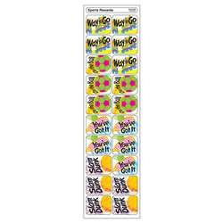 Applause Stickers Sports Rewards By Trend Enterprises