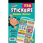 Sticker Pad Animal Antics By Trend Enterprises