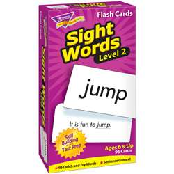 Sight Words - Level 2 By Trend Enterprises