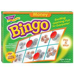 Bingo Money Ages 5+ By Trend Enterprises