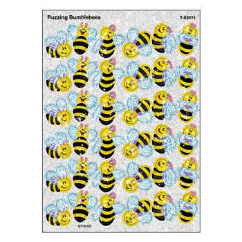 Bumble Bee Sticker By Trend Enterprises